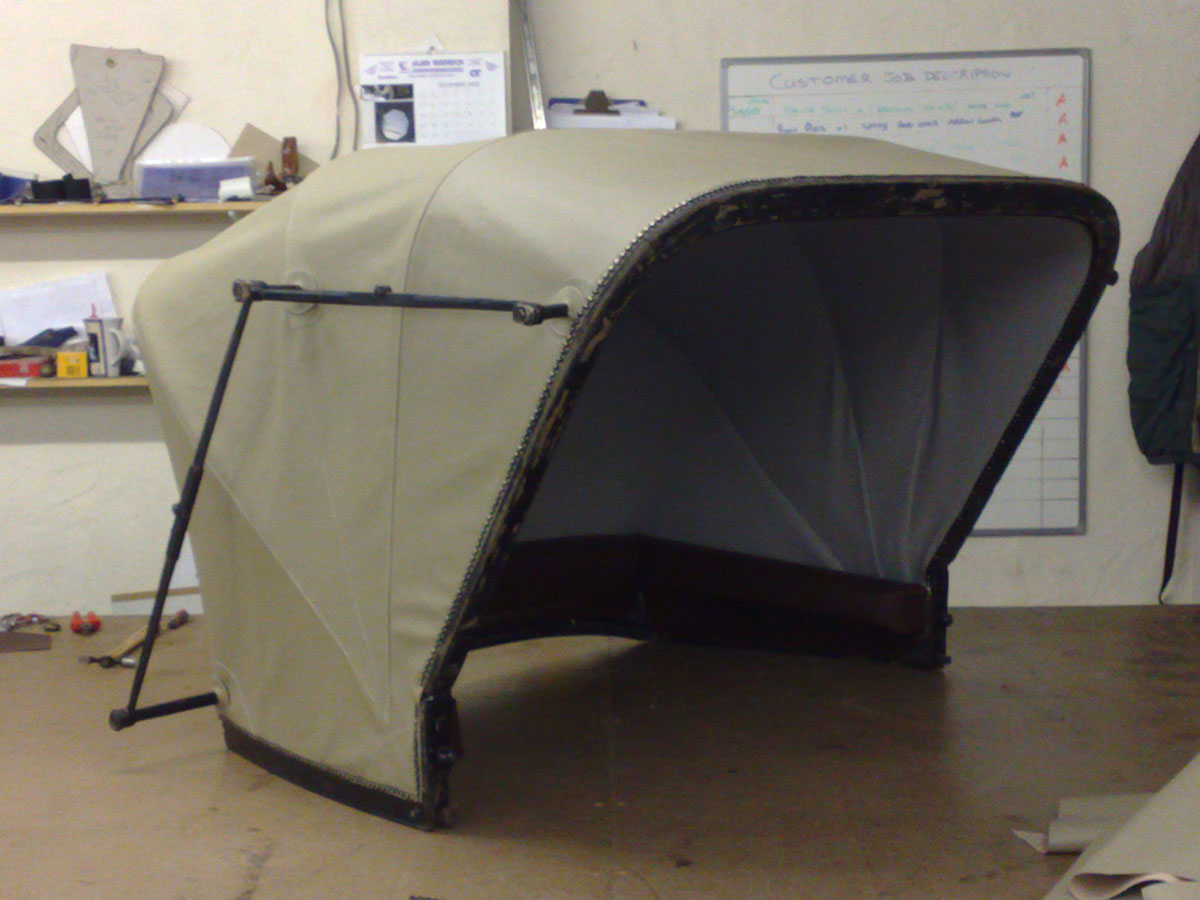 Canopy White 1