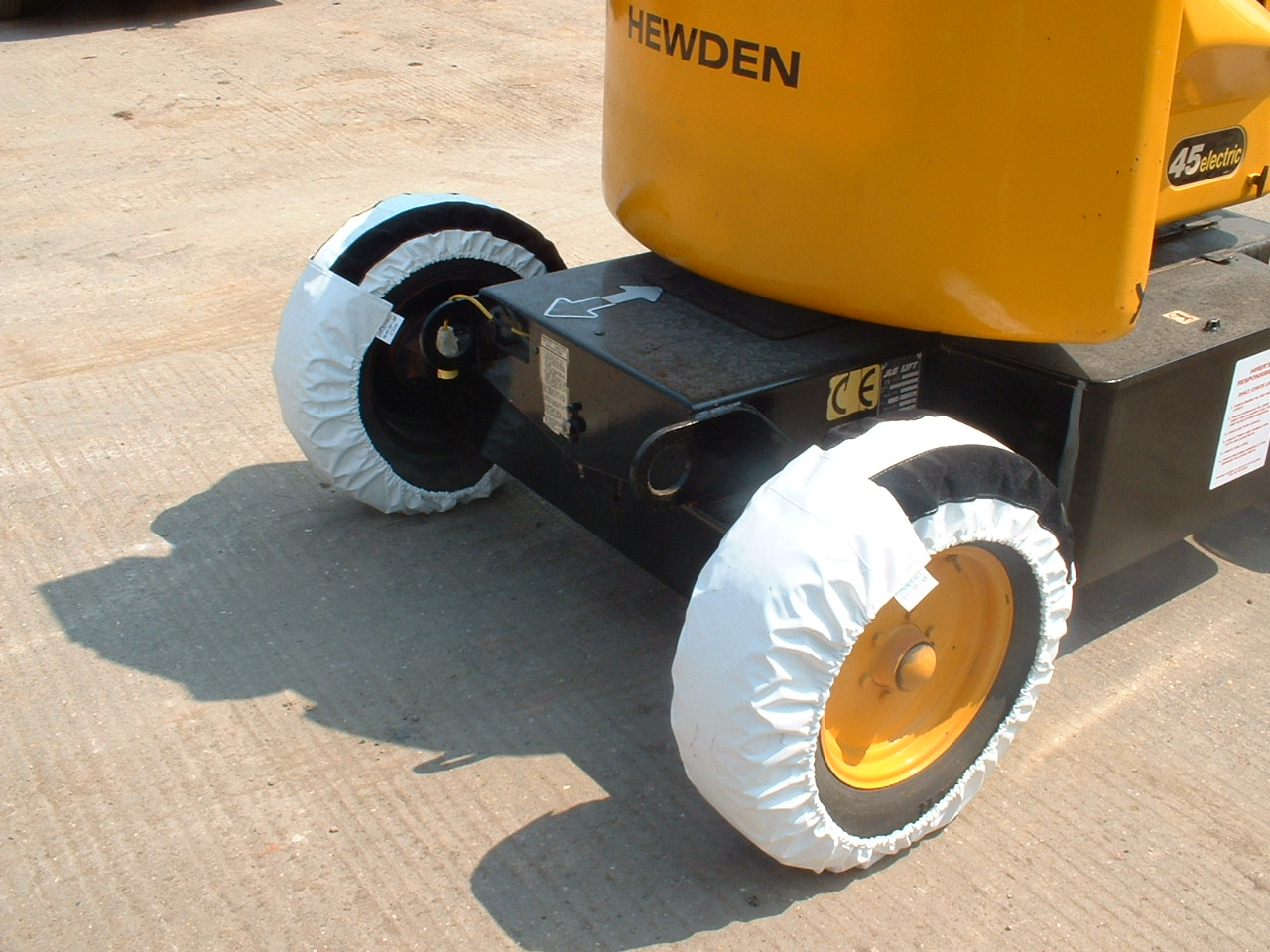 wheel cover 4